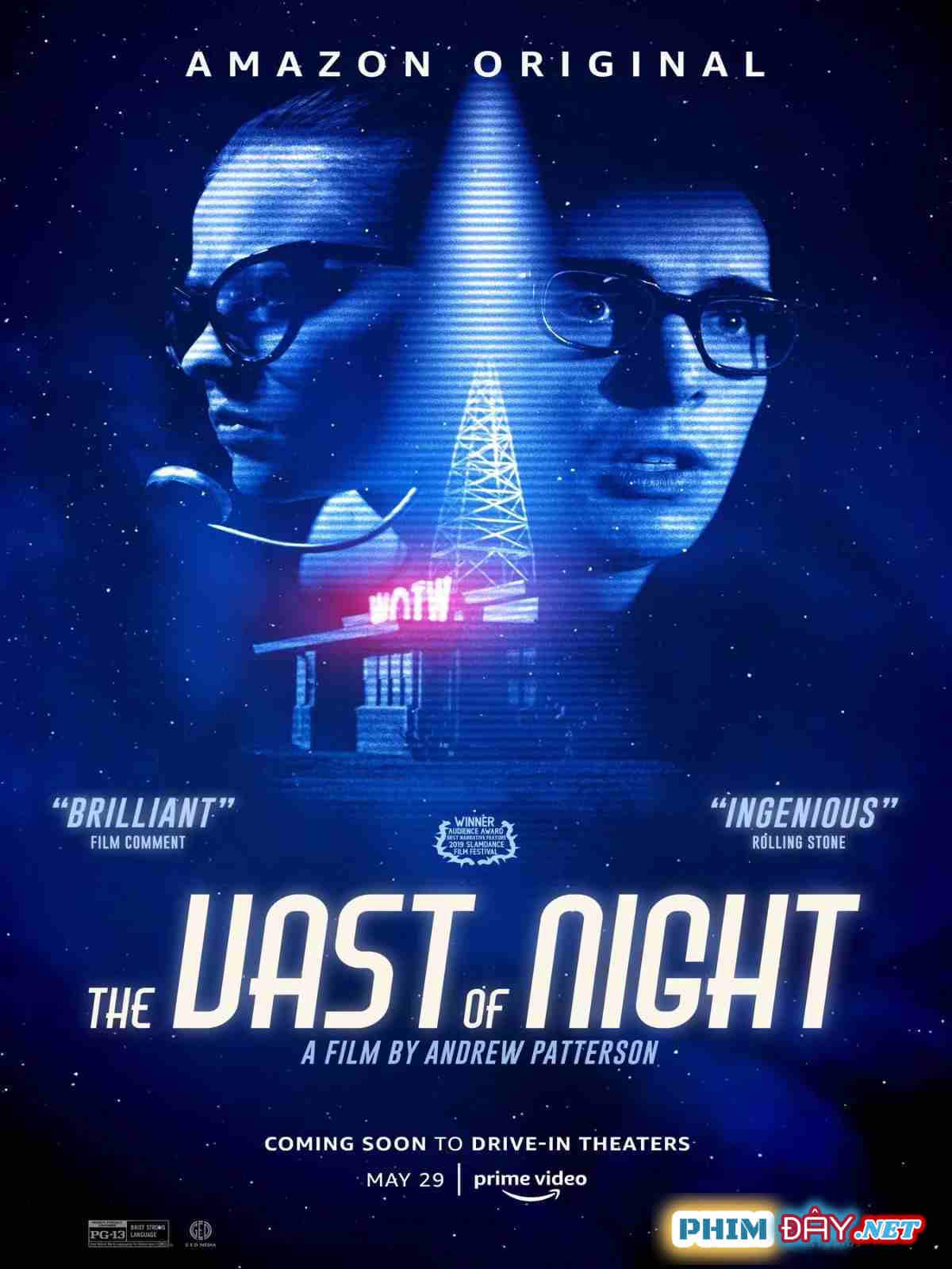 Đêm Định Mệnh - The Vast of Night (2020)