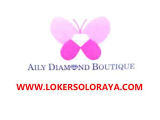 Lowongan Kerja Solo Staff Sales and Marketing di Aily Diamond Boutique