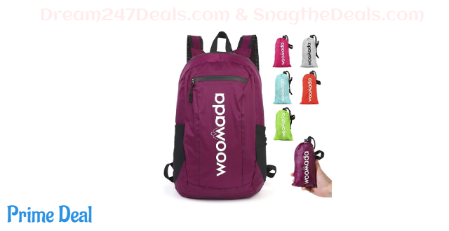 Hiking Daypack Water Resistant Lightweight  50% off