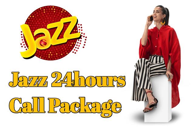 jazz 24 hour call package - jazz 24 hour call package code