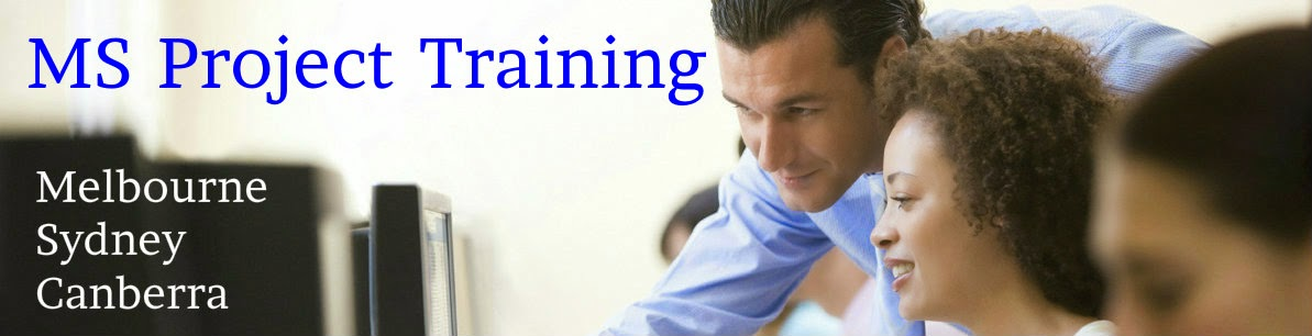 MS Project Training in Melbourne, Sydney, Canberra