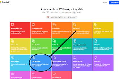 Smallpdf: Layanan Kompres PDF Secara Online