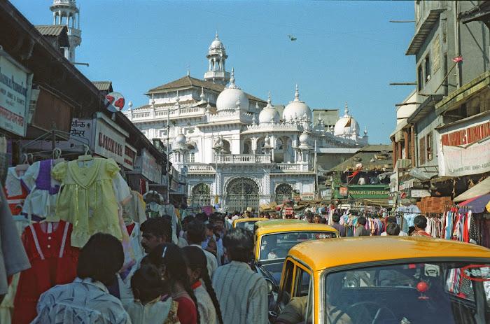 Mumbai, Sheikh Memon, Jama Mashid, © L. Gigout, 1991