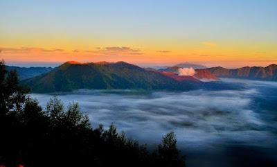 negeri diatas awan B29 lumajang