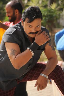 Manoj Singh villain