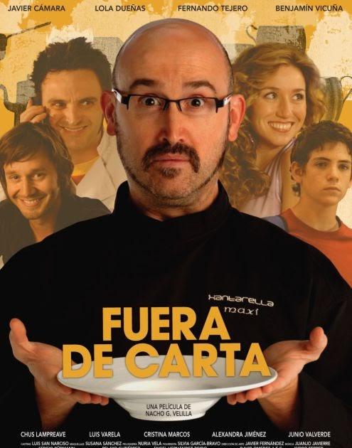 Enciclopedia del cine espa ol fuera de carta 2008 Procesos de cocina jose luis armendariz