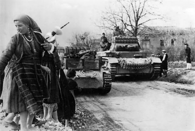 3 March 1941 worldwartwo.filminspector.com Panzer III Bulgaria