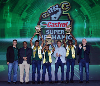 Castrol Bikes Super Mechanic Title news in hindi