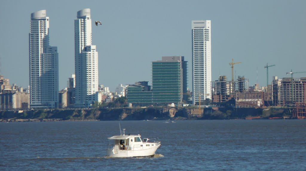 Rosario, los precios de las propiedades en dólares disminuyen a un ritmo constante