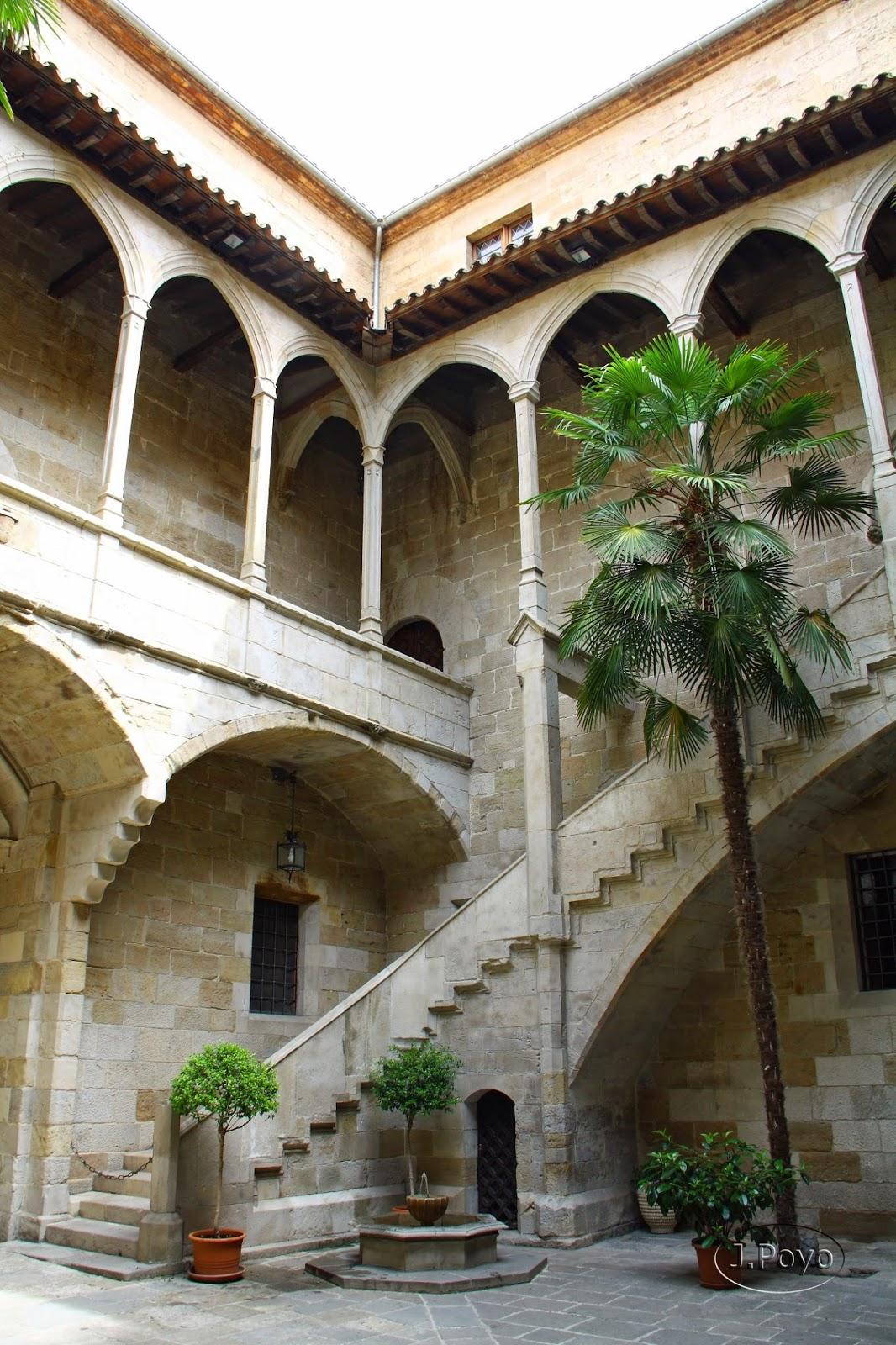 Antiguo hospital de Santa María de Lleida