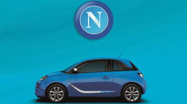 El Nápoles ficha a Opel