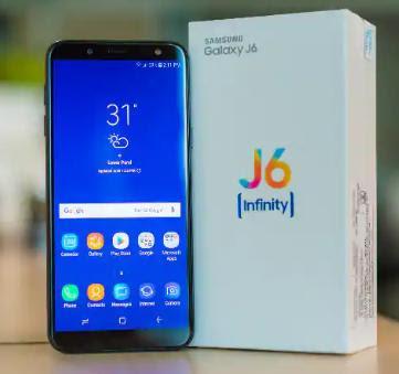 Spesifikasi Layar Samsung Galaxy J6