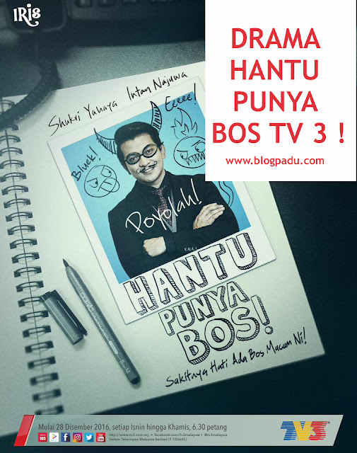DRAMA HANTU PUNYA BOS TV 3 !