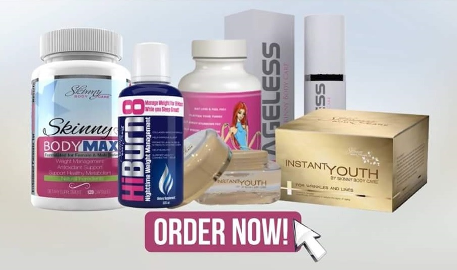 Become a independent distributor for Skinny Fiber, Skinny Body Max, HiBurn8, Instant Youth and Ageless Anti-Aging Serum. Work from home and make money online!