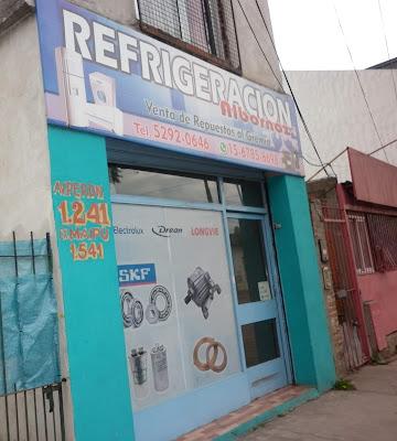 casa de Refrigeración Albornoz zona norte