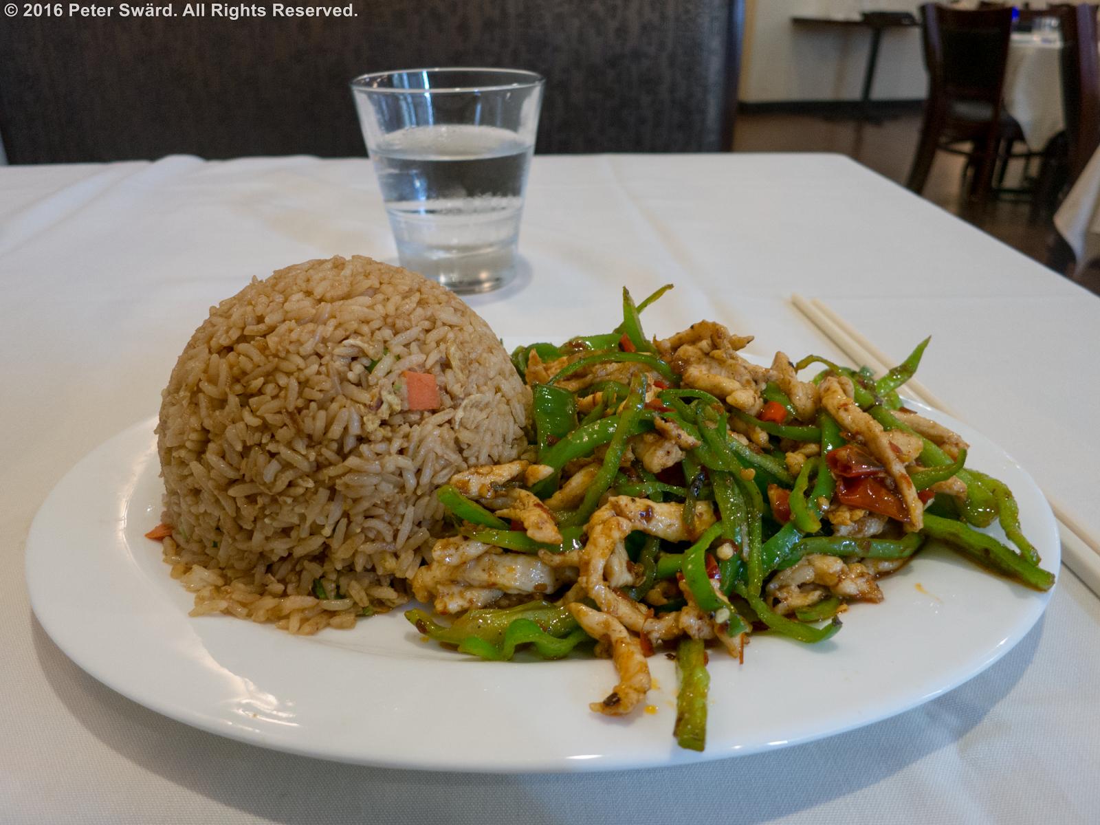 The Daily Lunch: Sichuan Taste Malden