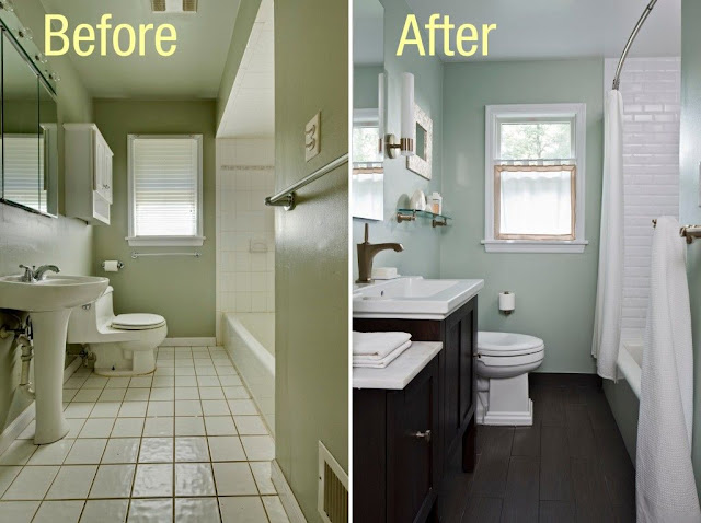 bathroom remodeling simple
