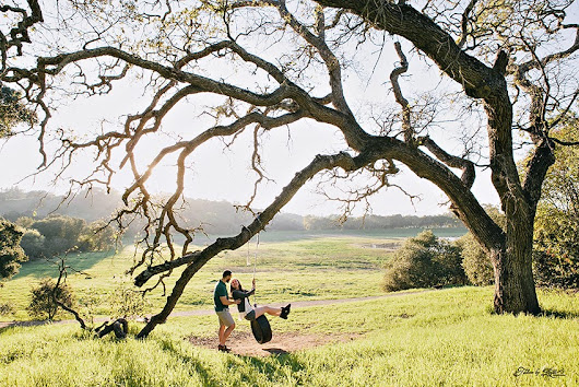 Taken by Light Photography Blog: jillian + lance | stanford engagement session