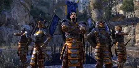 Heavy Armor Set: Akaviri Dragonguard