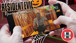 Resident Evil: Deadly Silence Para Teléfonos Android (ROM NDS)