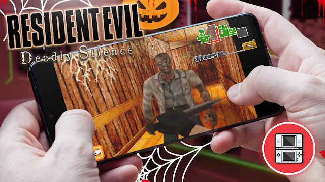 Resident Evil: Deadly Silence Para Teléfonos Android