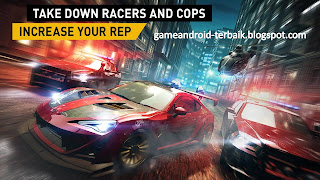 Game Android Terbaik Need for Speed No limits