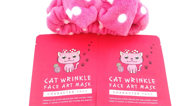 SNP Character Face Cat Wrinkle Face Art Mask Review