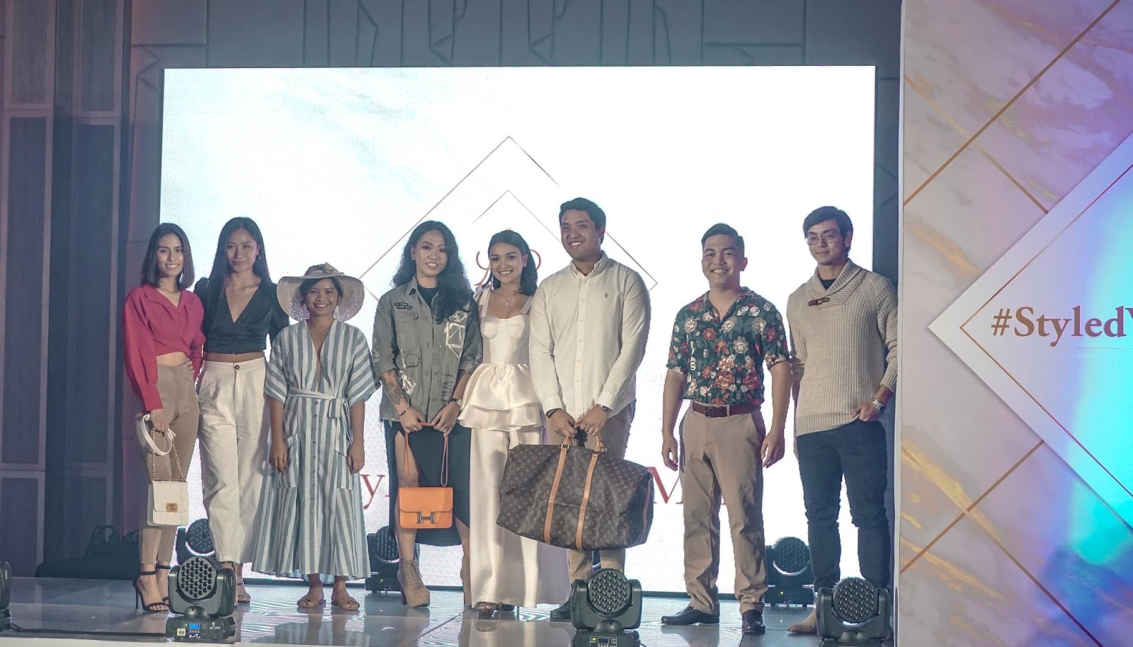 #StyledwithAUMA: Empower Filipinos through Fashion