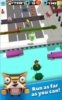 Wild City Rush App