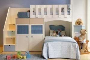 Corner Bunk Beds 2