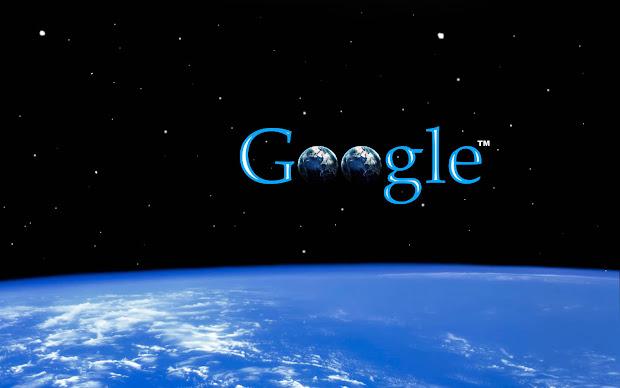 Google Earth Desktop Background