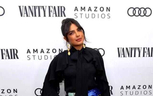 """""""Ina da ra'ayin fara fitowa a fim din Larabawa"""" in ji Priyanka Chopra"""