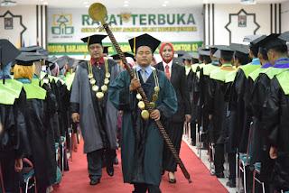 Diperlukan Sumbangsih Mahasiswa yang Telah Lulus Untuk Imbangi Perkembangan Zaman