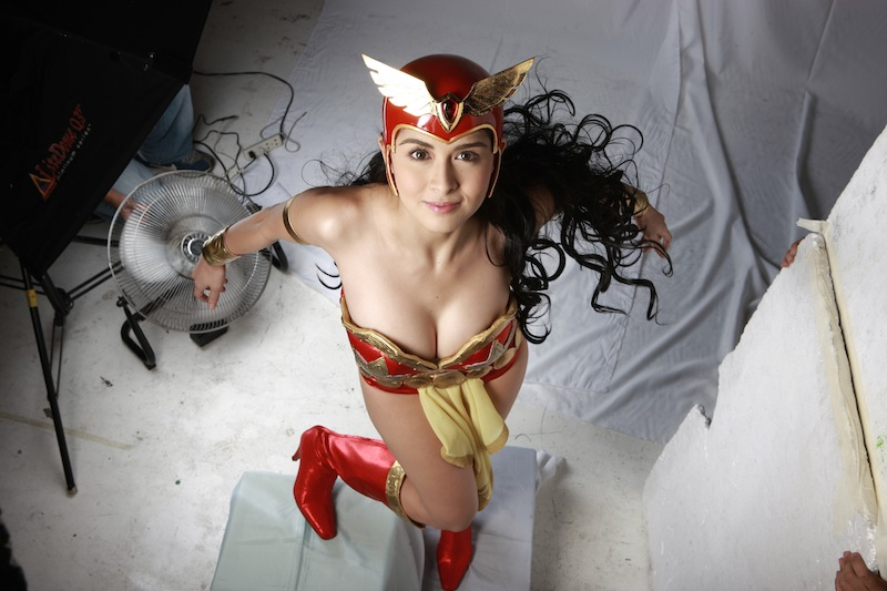 marian rivera sexy pics as darna 05