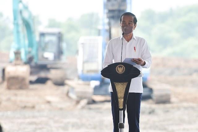 Indonesia Bangun Pabrik Baterai Kendaraan Listrik Pertama di Indonesia