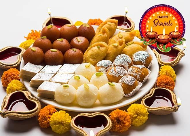 दीपावली की 5 स्पेशल मिठाई रेसिपी।