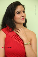 Actress Zahida Sam Latest Stills in Red Long Dress at Badragiri Movie Opening .COM 0096.JPG