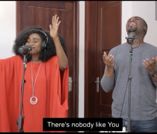 [Music] Joe Mettle And Ty Bello MA BANDENDEN ( Spontaneous Song)