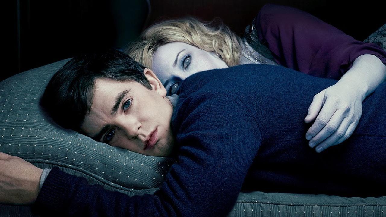 Bates motel poster imagen promocional quinta temporada