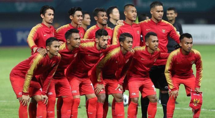 Jadwal Pertandingan AFF Cup 2018 Timnas Indonesia