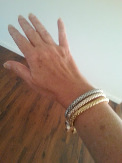 "bracelets from the ""Leanne"" Tree of Life collection - Luvit Jewelry"