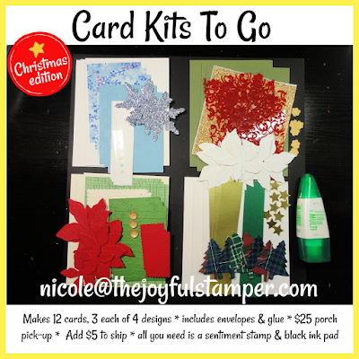 stamp kit, learn to stamp, how to stamp, easy cards, christmas cards, handmade cards, to go stamp kit, christmas kit, stampin up