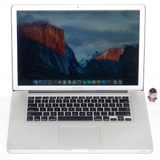 MacBook Pro Core i7 15-inchi Early 2011 Bekas di Malang