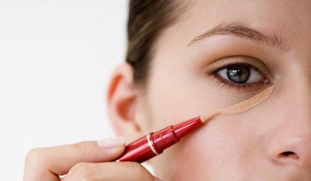 Langkah 3 Makeup - Memakai Corrector dan Concealer