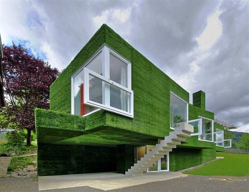 Model Desain Rumah Unik Terbaik