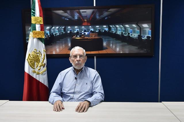 Mirar al espacio significa para México construir el futuro: ing. Jorge Arganis Díaz-Leal