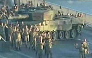 Φερόμενος αξιωματικός του τουρκικού στρατού
