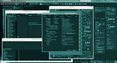 تحميل برنامج 3d max كامل مع التفعيل