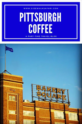 Pittsburgh coffee near Bakery Square