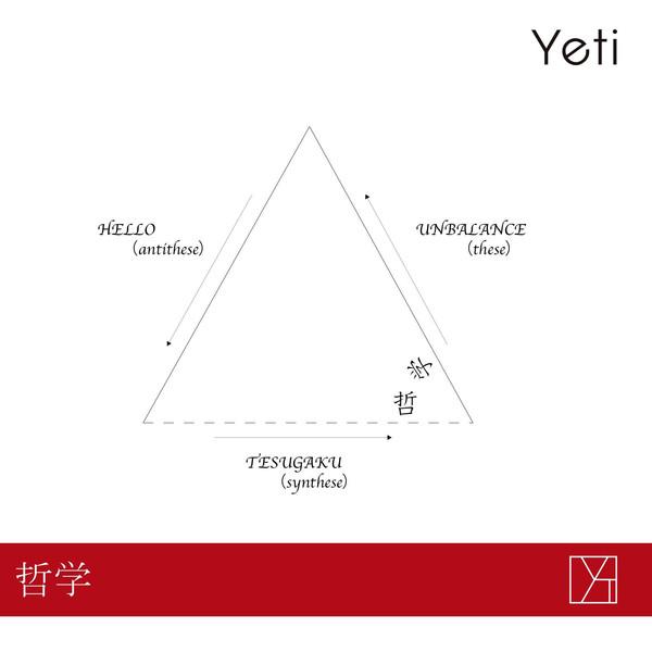 [Single] Yeti – 哲学 (2016.06.25/MP3/RAR)